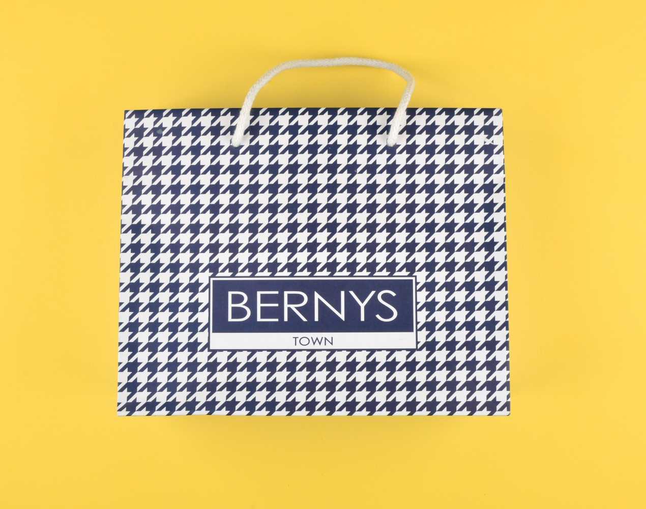 Agenzia Pubblicitaria Tolentino – Shopper Bernys Civitanova Marche