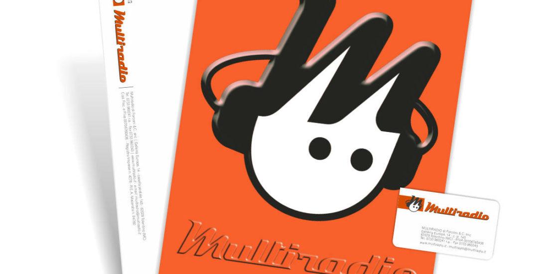 Progettazione Logo Macerata per Multiradio
