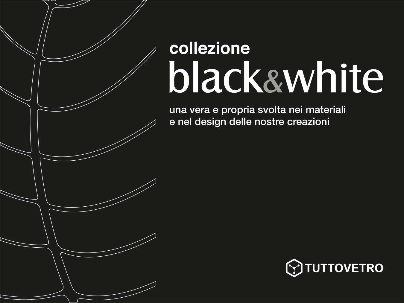 Designer Linea Porte Black&White Tolentino