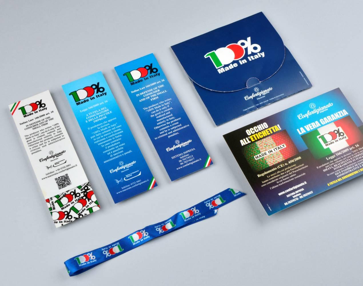 100% Made in Italy – Studio Grafico Macerata Tolentino KBRUSH
