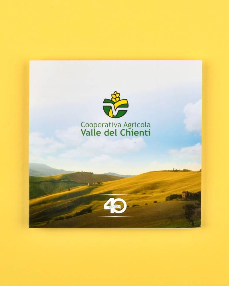 Studio Grafico Tolentino – Brochure Cooperativa Valle del Chienti