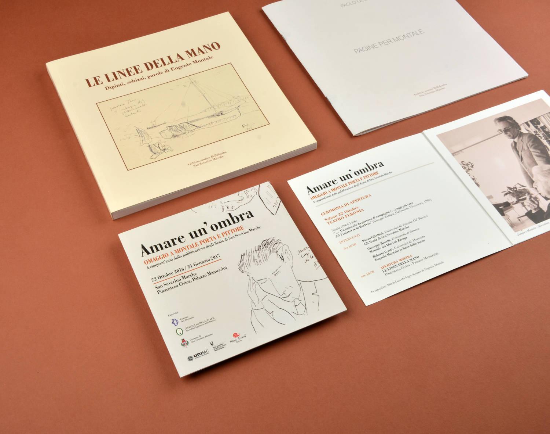 kbrush Studio grafico – Catalogo Eugenio montale