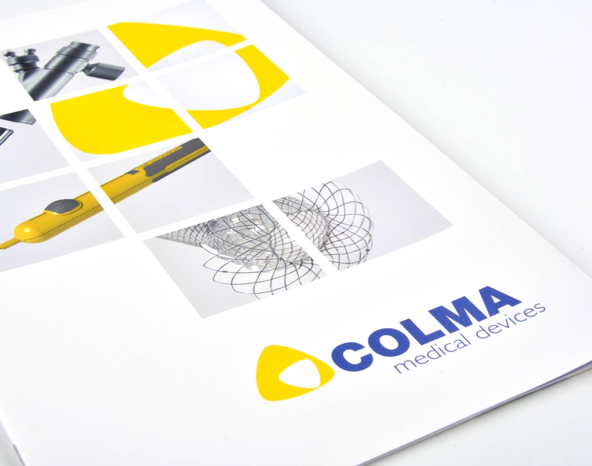 kbrush agenzia comunicazione – Catalogo Colma