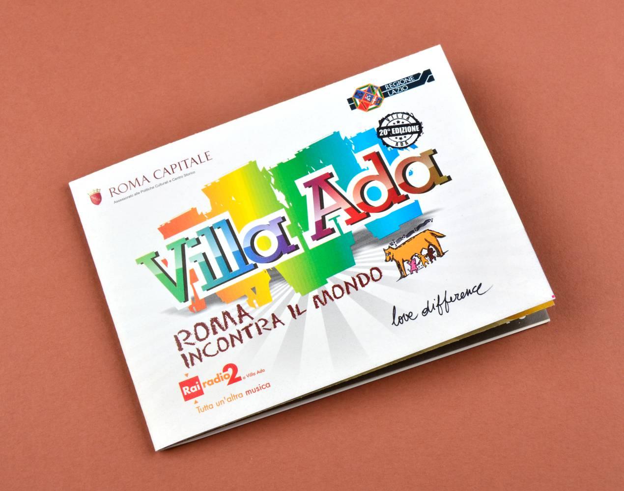 Agenzia di comunicazione e Web – Evento Villa Ada Musica