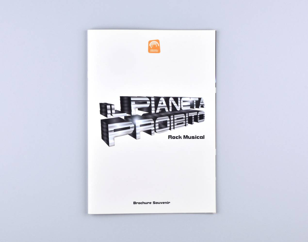 Brochure Programma di Sala Il Pianeta Proibito