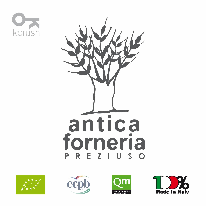 BIscotti Biologici Antica Forneria Preziuso Logo