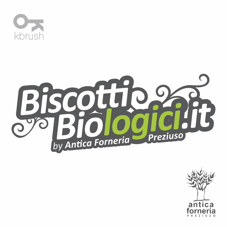Logo BIscotti Biologici Antica Forneria Preziuso