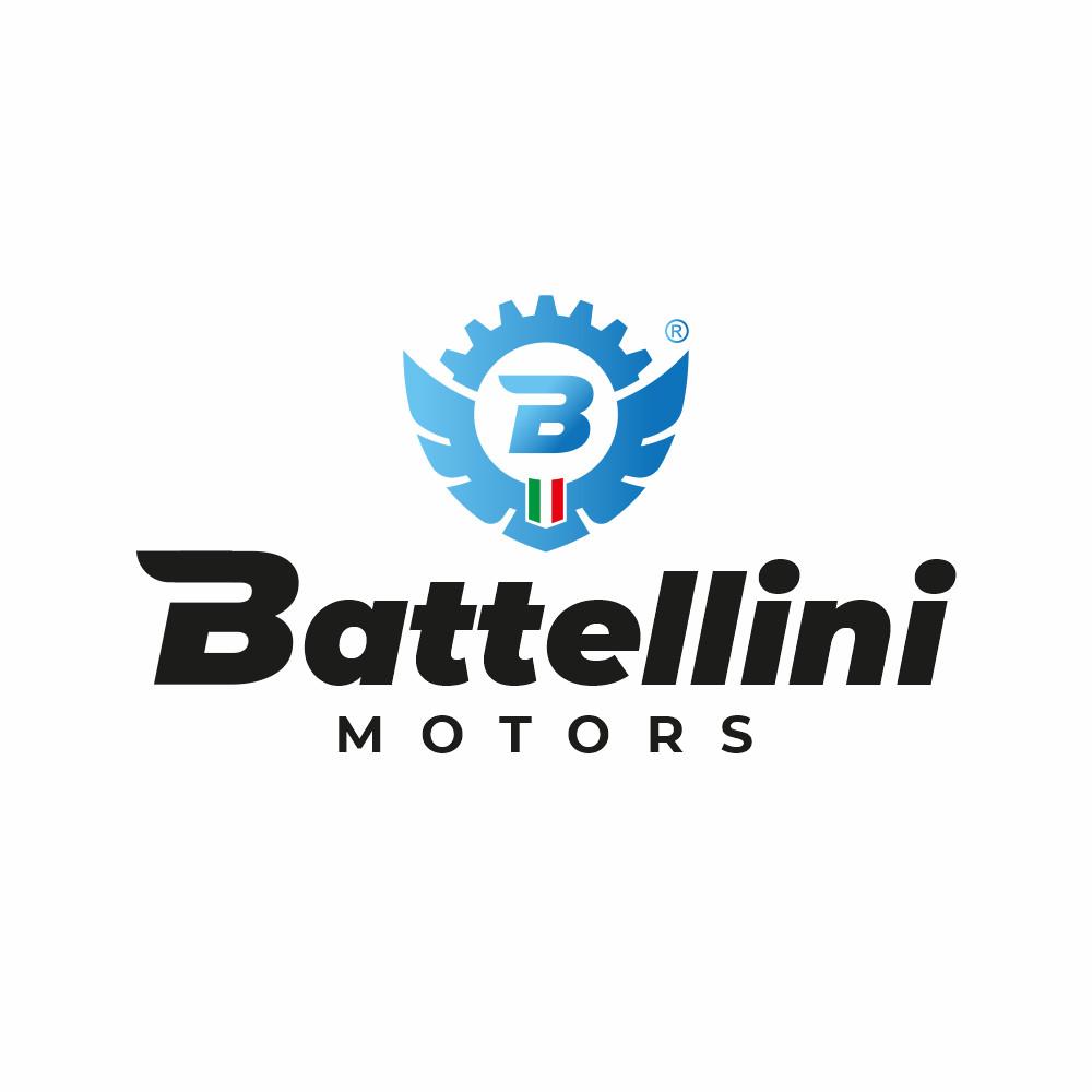 kbrush Studio grafico – Logo Battellini motors