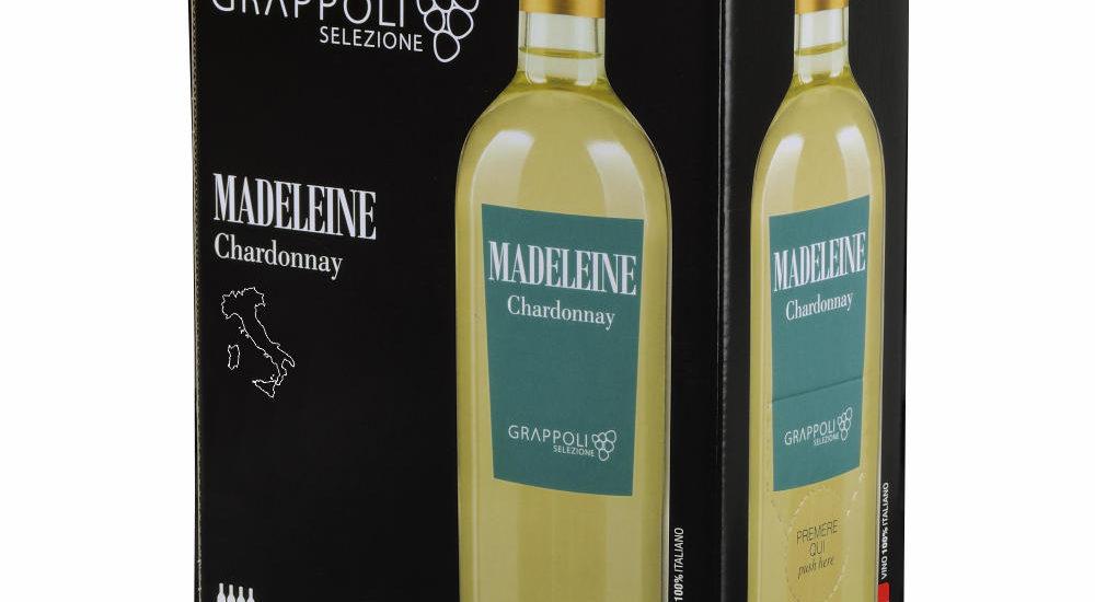 Chardonnay igp in bag in box KBRUSH