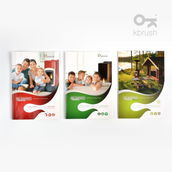 Progettazione Grafica Cataloghi Tolentino Macerata LAMINOX